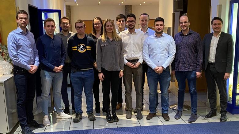 Kreisjahreshauptversammlung der Jungen Union Reutlingen: Eder folgt auf Mayer