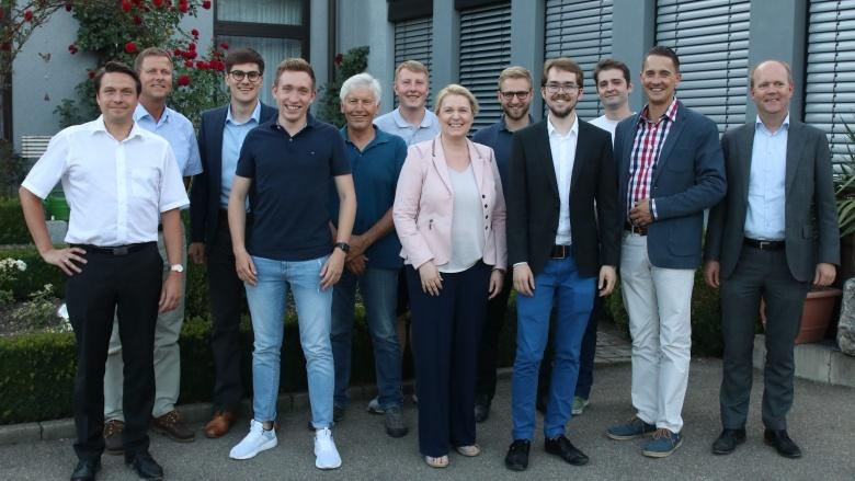 Timo Plankenhorn ist neuer Vorsitzender der CDU Pfullingen (1)