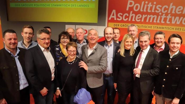 Politischer Aschermittwoch der CDU Baden-Württemberg